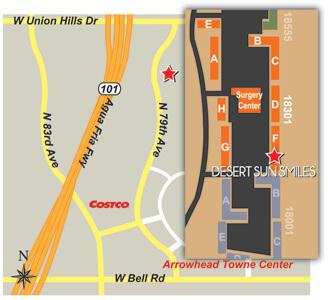 DSS-locator map
