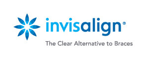 logo of invisalign orthodontic clear aligners